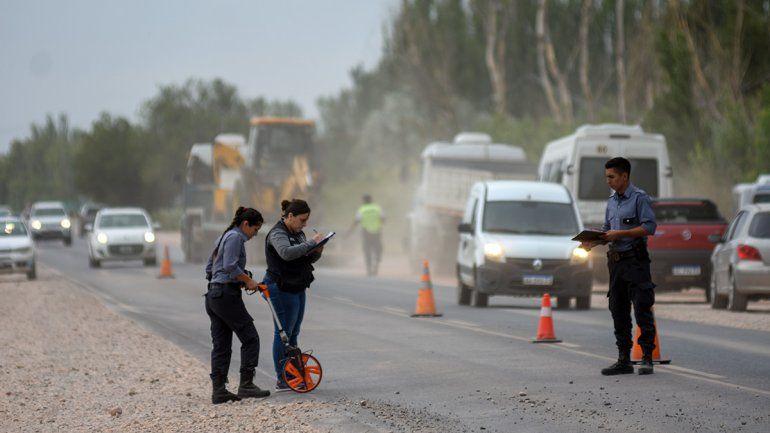 Río Negro fue la provincia patagónica con más muertos en accidentes de tránsito