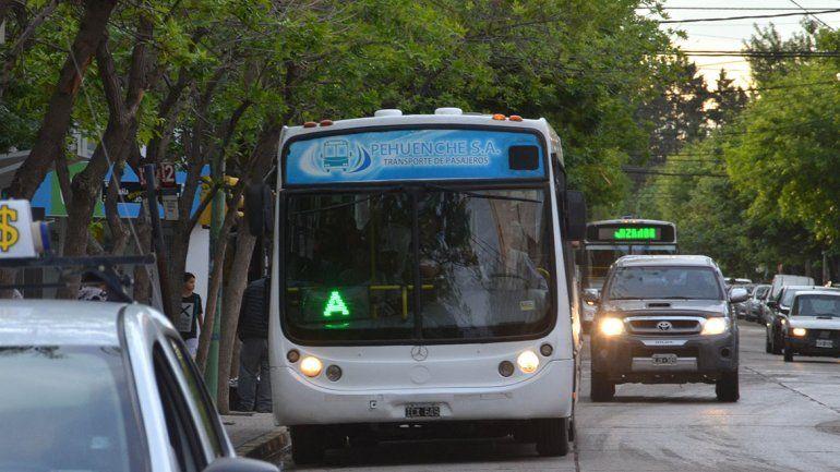 El boleto para viajar a Neuquén costará $24,50