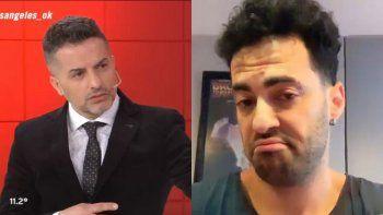 Ángel de Brito y Mauro Caiazza se mataron en Twitter: ¡Estúpido! ¡Mantenido inútil!