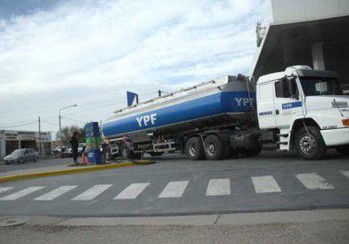 Paran los camioneros de Río Negro y Neuquén