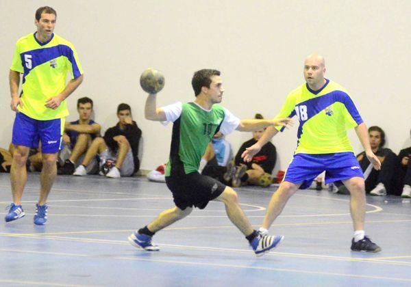 Torneo Nacional B de clubes  de handball en Cipolletti