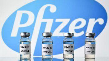 pfizer pidio la autorizacion de su vacuna