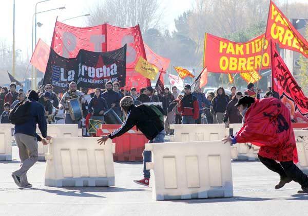 Repudio a la represión de protestas