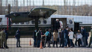 victimas de la represion revivieron los vuelos del horror