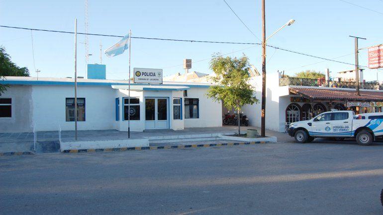 La denuncia por estafa fue radicada en la Comisaría 29 de Las Grutas.