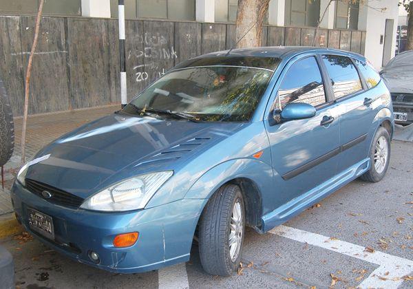 Auto secuestrado por robo de casco