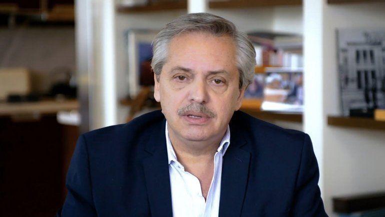 Alberto Fernández anunciará la extensión de la cuarentena por 14 días