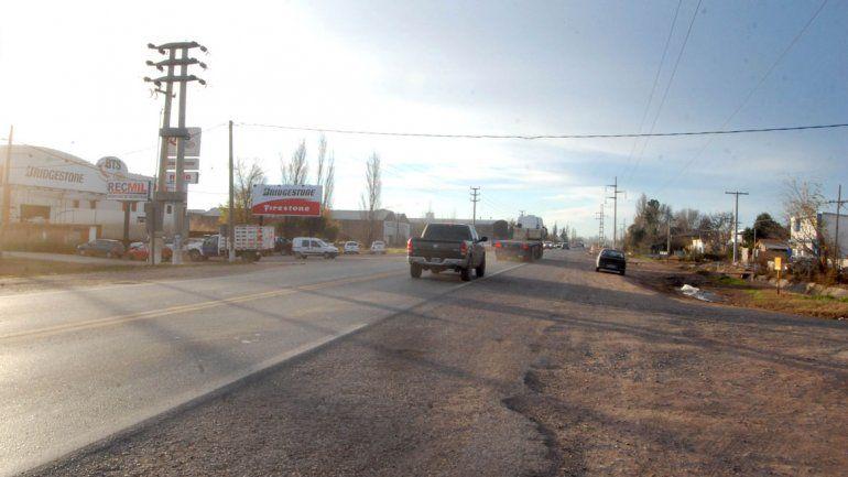 Uno de los asaltos se produjo en una propiedad cercana a la Ruta 151.