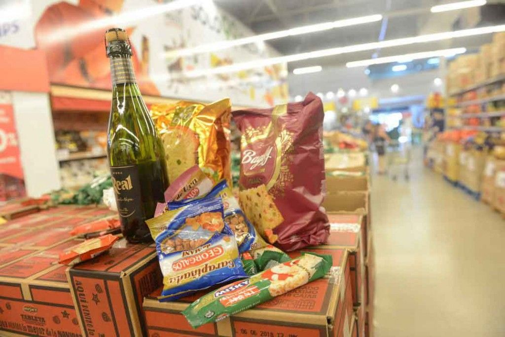 provincia entregara 50 mil modulos navidenos