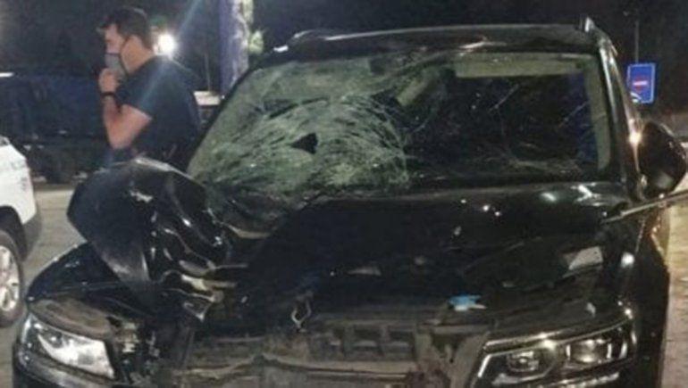 Ex arquero de la Selección Argentina atropelló y mató a un hombre