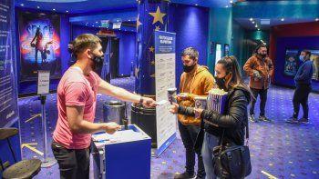 una multitud copo los cines en neuquen: ¿cual fue la peli mas vista?