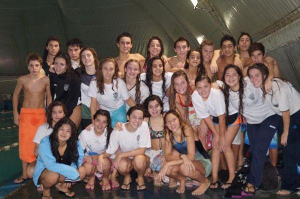 Cipolletti subcampeón Norpatagónico de natación