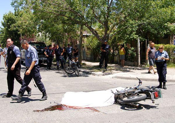 Motociclista cipoleño falleció en trágico accidente en Teniente Ibáñez y Sarmiento