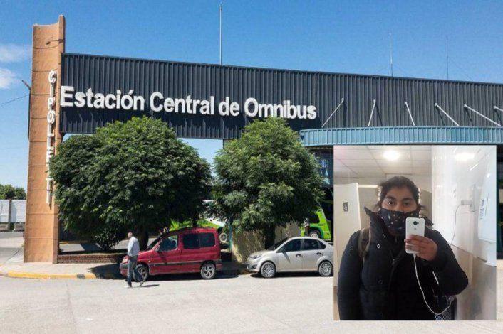 Familia varada en la zona pide ayuda para volver a Rosario