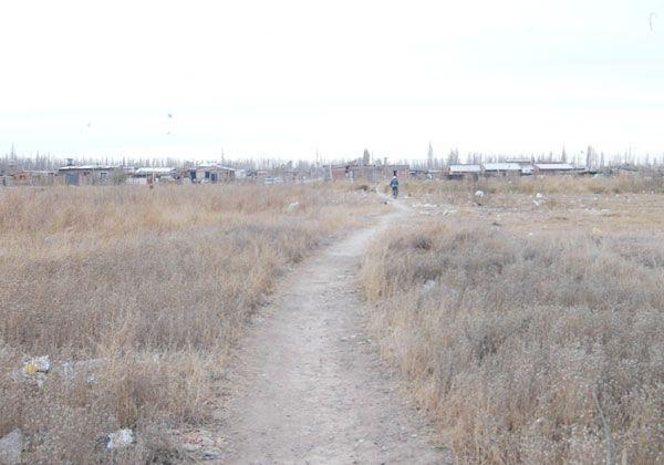 El Municipio limpiará un terreno por reiterados hechos de inseguridad