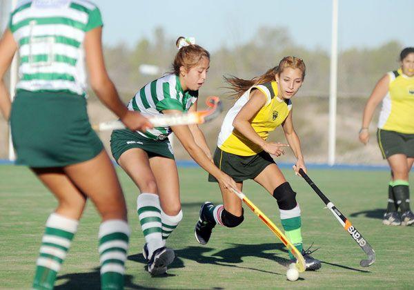 Marabuna debutó en el torneo de hockey Tres Provincias