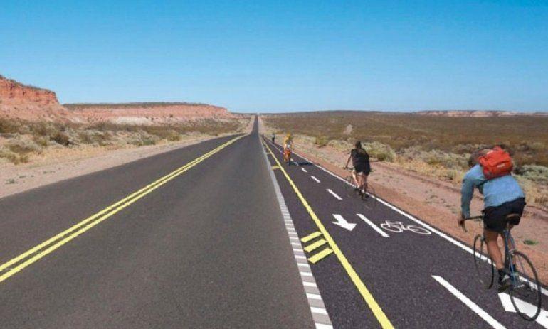 En Roca: invertirán casi $140 millones en una moderna ciclovía