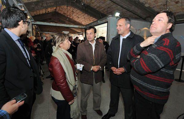 Weretilneck protagonizó los actos oficiales por la masare de Trelew