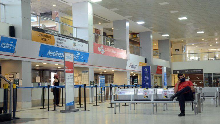 Dictaron conciliación obligatoria y no habrá paro en el Aeropuerto