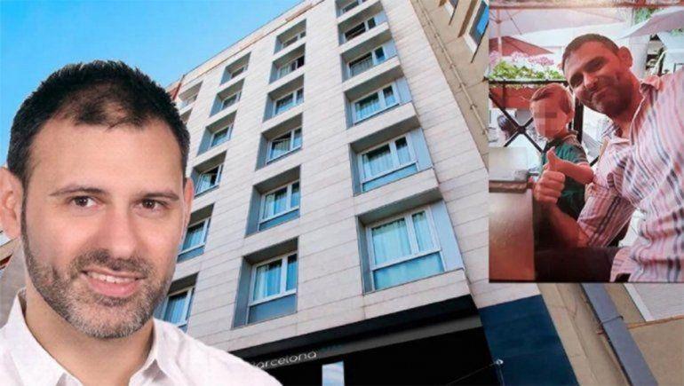 ¿Quién es el argentino acusado de matar a su hijo en España?