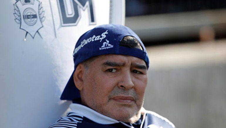 Morla se complica en el caso Maradona