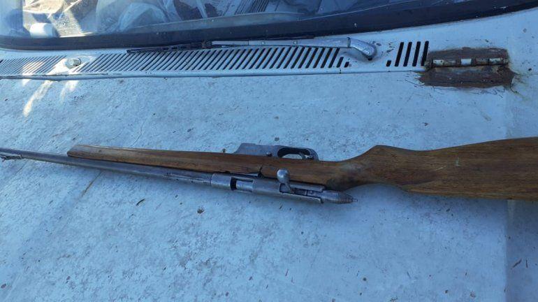 Cipolletti: secuestraron armas de fuego, vehículos y un puma faenado