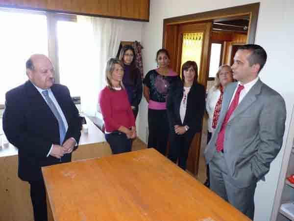 Personas Jurídicas habilitó nuevas oficinas en San Carlos de Bariloche