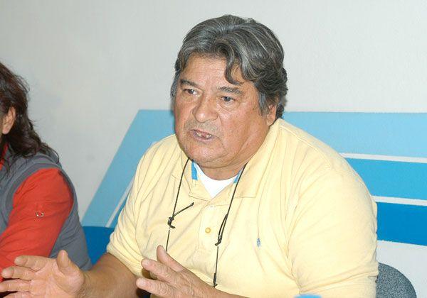 Aliaga fue reelecto como titular de la mutual de la fruta
