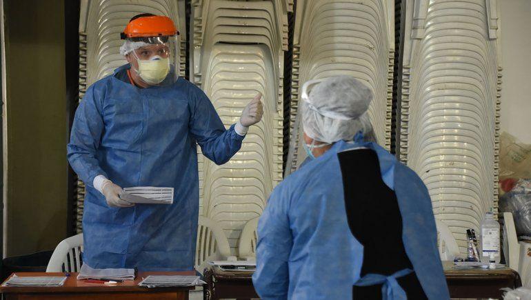 Números alarmantes de COVID en Neuquén: 1.019 casos y 10 muertes