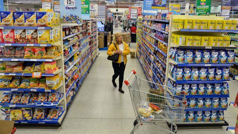 La inflación alcanzó el 4,1% en abril y acumuló 46,3% en el último año