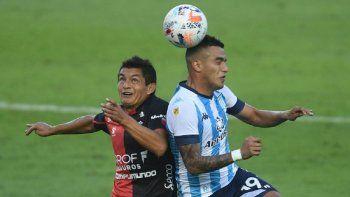 Racing y Colón ya juegan buscando al campeón de la Copa Liga Profesional