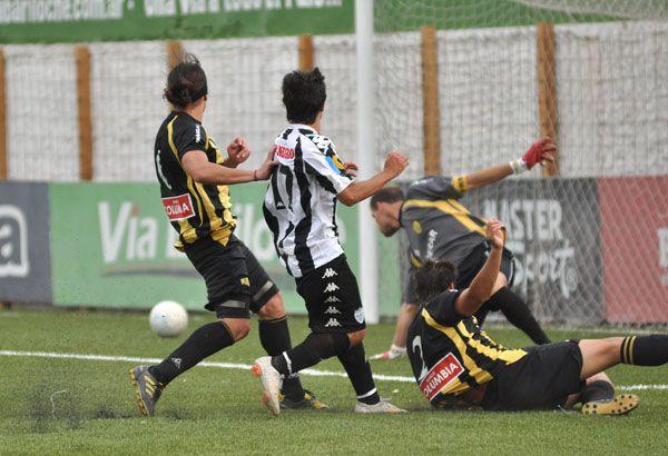 Cipo perdió un increíble partido en la Visera