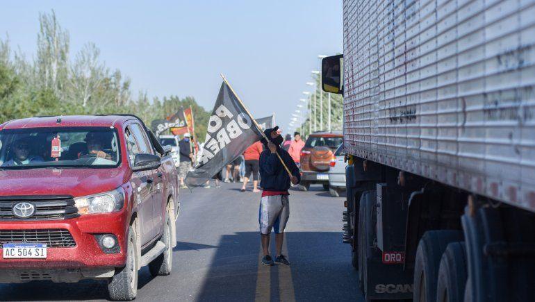 Están liberados los puentes carreteros de la Ruta 22 y el tercer puente