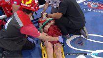 confusion en el ring: dicen que simulo, gano y termino en el hospital
