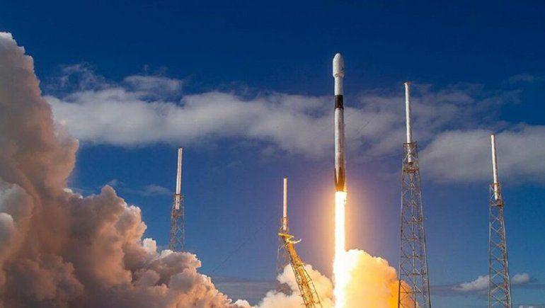 El satélite Saocom 1B fue lanzado con éxito desde EE.UU.