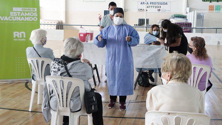 Este lunes arranca la combinación de vacunas en Cipolletti