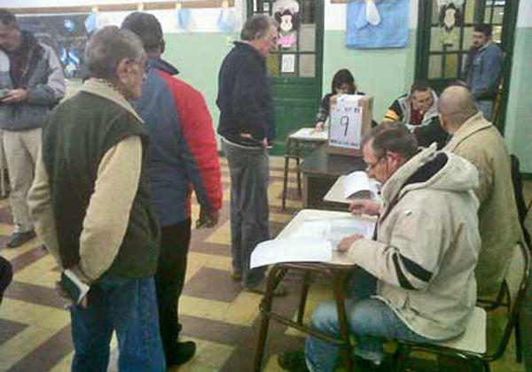 Más de 50 mil personas habilitadas para votar en Cipolletti