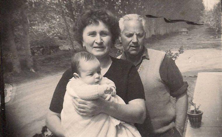 Los padres de Vladimiro.
