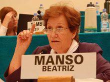 Manso destacó los logros del Consejo de Actuación contra la Trata de Personas