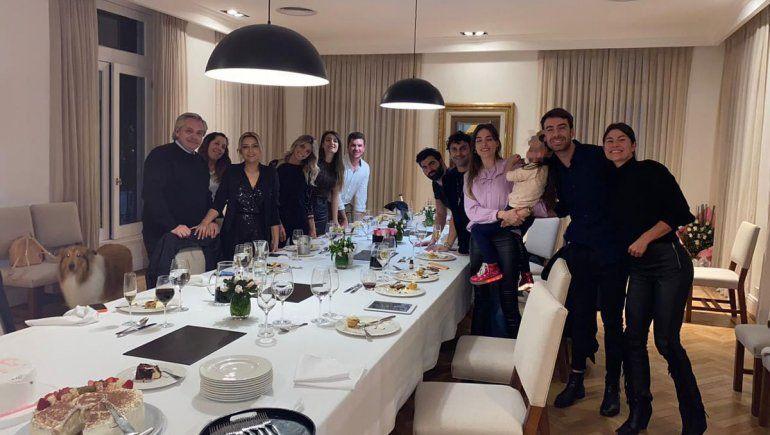 Quinta de Olivos: la foto del supuesto festejo en cuarentena