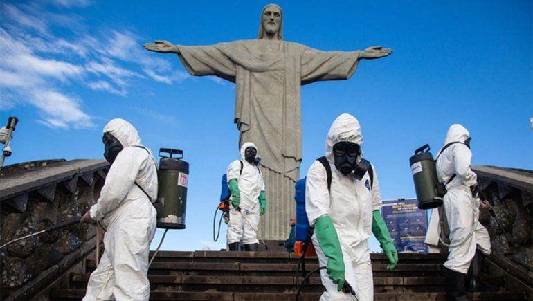 Qué es lo que se sabe de la nueva cepa encontrada en Brasil