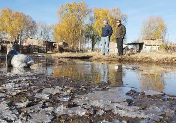 Más caudal, pero sin inundaciones