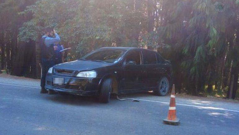 Recuperaron un auto que había sido robado en el Circuito Chico