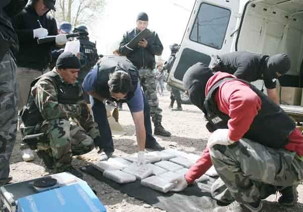 Secuestraron 193 kilos de droga