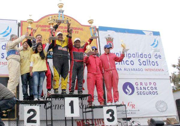 Schichi se quedó con la fecha del Rally en la A7