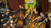 un concierto especial por el dia de la mujer en cipolletti