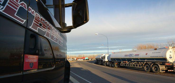 El gobernador lamentó las consecuencias producidas por el paro de Camioneros