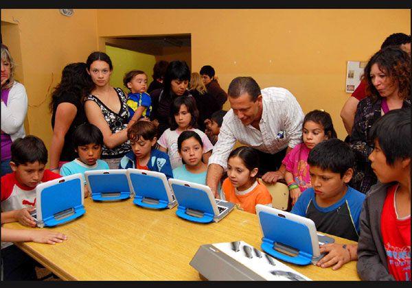 Aulas con recursos digitales