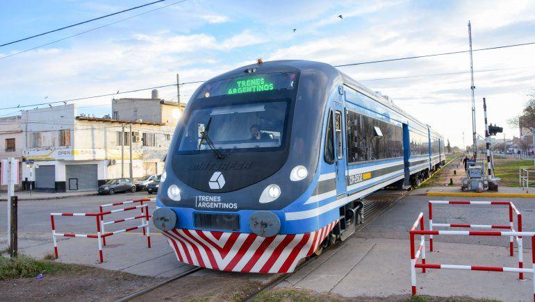 El Tren del Valle suma dos nuevos horarios entre Cipo y Plottier