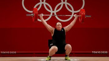 Debutó la primera atleta transgénero en la historia de los JJ.OO.